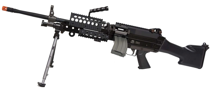 Classic Army M249 Mk Ii Ras