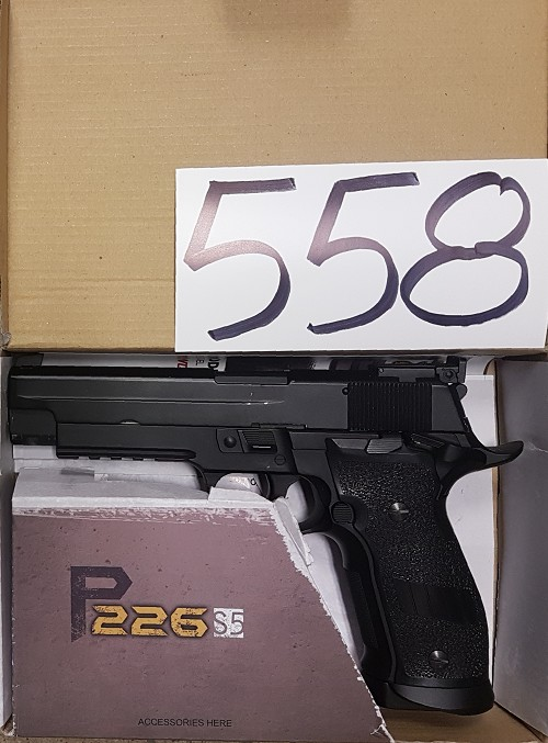 KWC P226 CO2 **CLEARANCE(558)