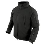 Condor SUMMIT Soft Shell Jacket - MEDIUM - BLACK