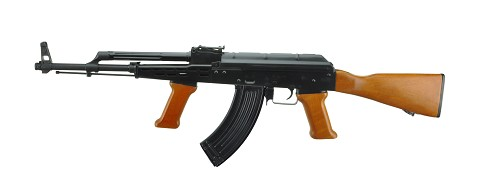 LCT Airsoft AMD-63 Full Metal Airsoft AEG /w Real Wood Furniture
