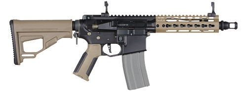 ARES Octarms X Amoeba M4-KM7 Metal Body AEG - DARK EARTH