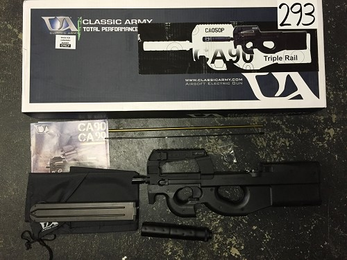 CLASSIC ARMY P90 TR **CLEARANCE(293)