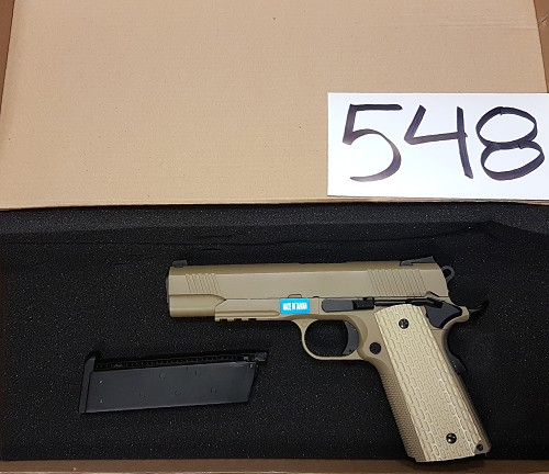 WE 1911 Kimber Desert Warrior **CLEARANCE(548)