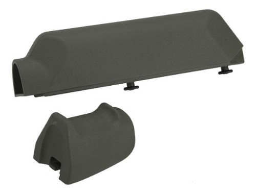 ARES Amoeba Striker S1 Grip & Cheek Riser Set - OLIVE DRAB