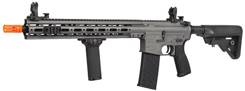 "Lancer Tactical LT-336MG MK1 SMR BLACK JACK STRATEGIC M4 15"" (MIDNIGHT GREY)"