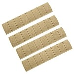 Dboys M8 Bamboo style Rail Panels (4 pack) - TAN