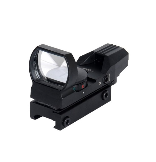 Lancer Tactical Red Dot Reflex Sight w/ 4 Reticles