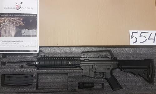 Cybergun COLT MK18 MOD 1 AEG (by King Arms) **CLEARANCE(554)
