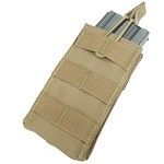 Condor - Single M4/M16 Open Top Mag Pouch (CB)
