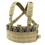 Condor - Rapid Assault Chest Rig (TAN)