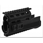CYMA AK Tactical Rail Handguard (Front Only) - BLACK