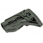 A.C.M. GL-SHOCK stock - BLACK