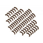 A.C.M. LaRue Index Clips 60pc set - TAN