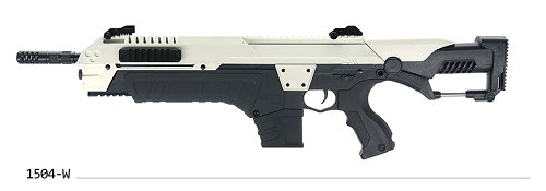 CSI XR-5 Advanced Battle Rifle AEG Model 1504 - WHITE