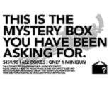 Boxes of Mystery - The Box you have been asking for