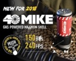 Airsoft Innovations 40 Mike Gas Shell BB Shower **PRE-ORDER