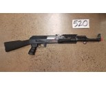 JG AK47 Plastic Body Version with Rail **CLEARANCE(520)