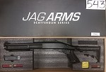 JAG Arms Scattergun TS Gas Shotgun Airsoft Gun (Without Side Saddle) **CLEARANCE(543)