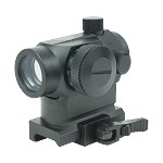 Valken V Tactical Red Dot 1x22 R/G/B Dual with weaver mount
