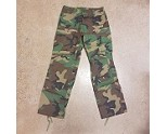 ACM Woodland BDU Pants - XL **CLEARANCE