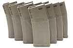 BLUEBOX 140rd Polymer Midcap Magazine for M4/M16 - TAN - BOX of 10