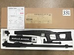 WELL MB4409D Sniper Rifle with Scope and Bipod - BLACK **CLEARANCE(331)