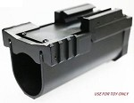 Army Force Aluminum 40mm Grenade Launcher - BLACK