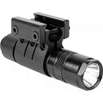 Aim Sports 90 Lumens Flashlight w/ Switch - Weaver mount