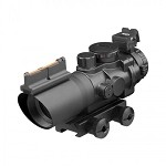 AIM SPORTS 4X32 ACOG STYLE TRI-ILLUMINATION SCOPE