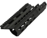 LayLax Kriss Vector Extended Keymod Handguard (Size: MED)