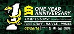 Siege Airsoft - 1 Year Anniversary Event