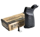 Strike Industries AR enhanced pistol Grip - BLACK - for GBB