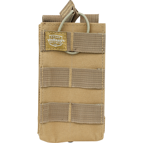 Valken V Tactical Magazine Pouch M4 AR Single - TAN