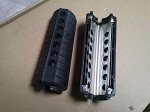 WE Stock M4 Handguard Set - BLACK
