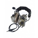 Z Tactical Comtac II  Noise Reduction Headset
