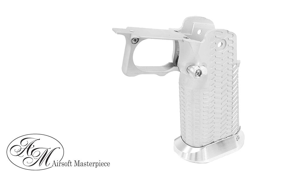 Airsoft Masterpiece Aluminum Grip Type 10 for Tokyo Marui Hi-Capa