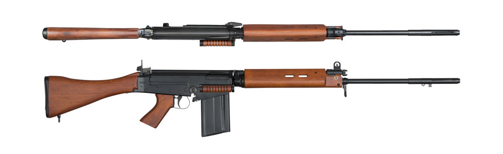 Ares L1a1 Slr Wood