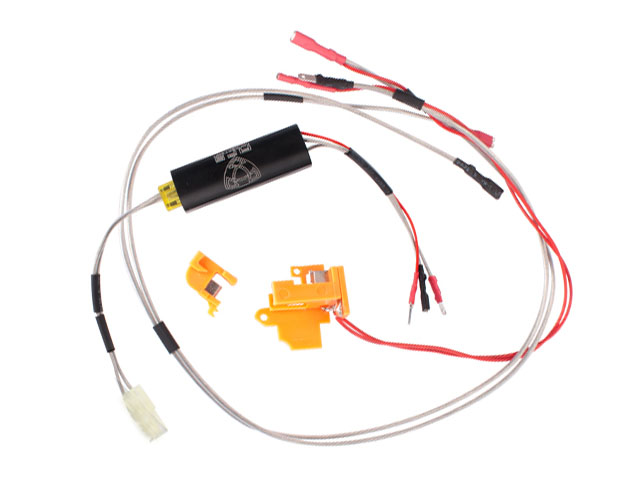 Aps Wiring Harness And Mosfet For Asr M4 Series  Rear Wired