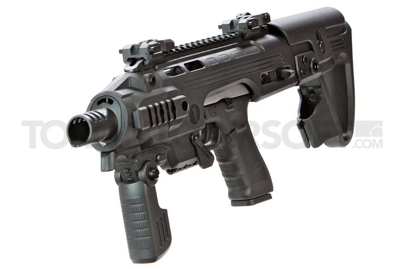 Caa Airsoft Roni Pistol Carbine Conversion Kit For Glock