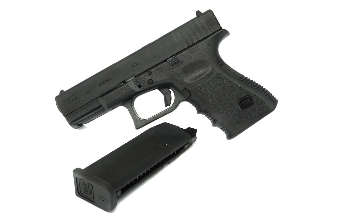 Elite Force Fully Licensed GLOCK 19 Gen 3 Gas Blowback