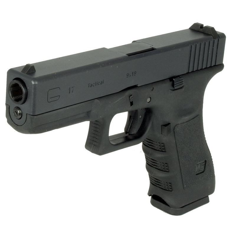 PRO SHOP - WE TECH G17 GEN 3 BLACK - TA V2 Custom