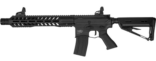 Valken ASL+ Series AEG CDN Whiskey - BLACK