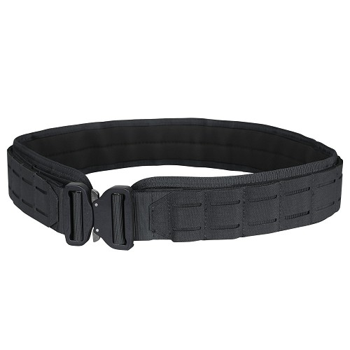 Condor LCS COBRA GUN BELT - SMALL/MED - BLACK
