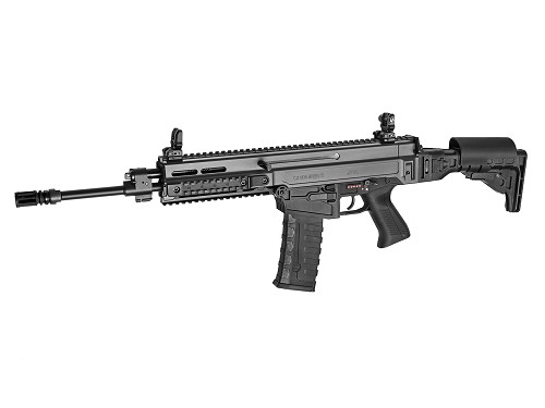 ASG Fully Licensed CZ 805 Bren-A1 Carbine Airsoft AEG - TWO TONE GREY