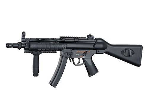 JG 802 M5 MP5A2 RAS /w solid stock - CANADIAN Version