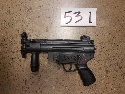 Classic Army MP5K **CLEARANCE(531)
