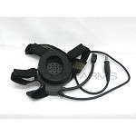 Z-tactical Bowman Elite II Headset - BLACK