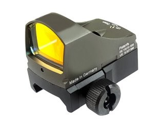 DOCTER Red dot sight with Picatinny and Glock mount - GREY