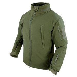 Condor SUMMIT Soft Shell Jacket - LARGE - OD