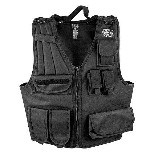 Valken Tactical Vest - BLACK